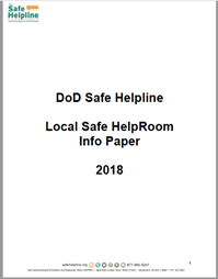 Local Safe HelpRoom Info Paper