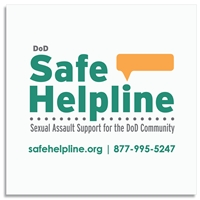 Safe Helpline Square Web Banner (Logo)