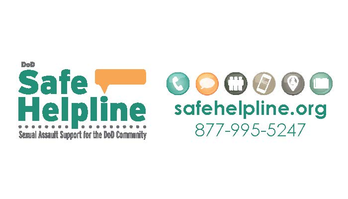 Safe Helpline Info Card